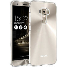 """For ASUS Zenfone 3Lite Neo ZE520KL 5.2""""Ultra Thin Invisible Clear Gel case cover"""