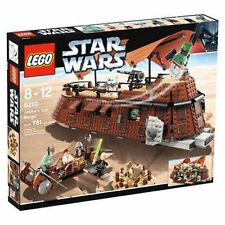 STAR WARS LEGO 6210 JABBA'S SAIL BARGE Set w/ 8 Minifigures | BRAND NEW SEALED