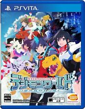 NEW PS Vita Digimon World - Next Order Japan Import Official Free Shipping F/S