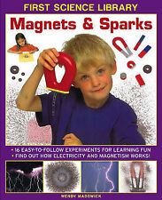First Science Library: Magnets & Sparks: 16 Easy-to-follow Experiments for Learn
