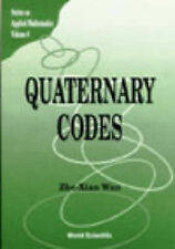 Quaternary Codes (Series on Applied Mathematics), Wan, Z.X., Very Good Book