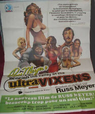 Cinema Poster: BENEATH THE VALLEY OF THE ULTRA VIXENS (Italian) Russ Meyer