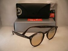 Ray Ban 2180 Brown w Brown Silver Gradient Mirror Lens (RB2180 62313D 49mm size)