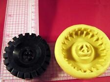 Lg Wheel Vehicle Car Silicone Mold Fondant Cupcake Gumpaste Candy 234 Sugarcraft