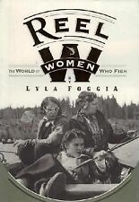 WOMEN WHO FISH, 1995 BOOK (CATHY BECK, MARSHA BIERMAN, SUGAR FERRIS +