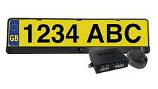 Toyota Aygo Car Number Plate Rear Reversing Parking Aid Sensor Bar