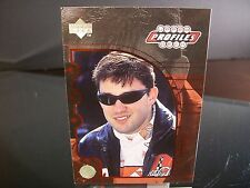 Insert Tony Stewart #20 THE HOME DEPOT Upper Deck 1999 Card #P11 PROFILES