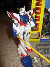 GUNDAM! - Shining Gundam, 1/144 Scale Model, Action Figure, Assembled, Pre-Owned