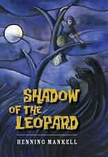 Shadow of the Leopard, Historical Fiction, Henning Mankell, New, 2009-08-20,