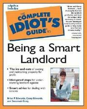 The Complete Idiot's Guide to Being a Smart Landlord-ExLibrary