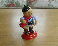 """Halcyon Days Teddy of the Year Figure - 2005 Movie Director - 3 1/8""""(8cms)"""