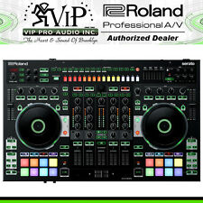 Roland DJ-808 DJ controller w/ 4-channel mixer, drum sequencing, vocal processor