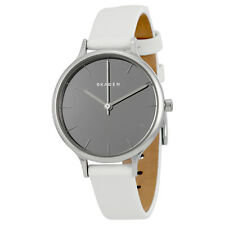 Skagen Anita Mirror Gray Dial Ladies Watch SKW2414