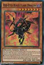 Red-Eyes Black Flare Dragon - Common - YuGiOh - Mint card