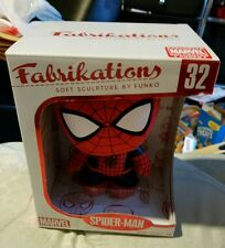 SPIDERMAN FABRIKATIONS MARVEL COLLECTOR CORPS EXCLUSIVE FUNKO POP NEW SPIDER-MAN