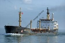 ap818 - Canadian Tanker - Algofax , built 1969 - photo 6x4