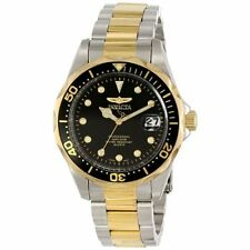 Invicta Men's 17049 Pro Diver Analog Display Japanese Quartz Two Tone Watch