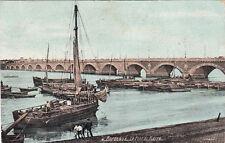 BORDEAUX 4 le pont de pierre bateaux