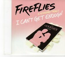 (FX244) Fireflies, I Can't Get Enough ft Alexandra Prince - 2006 DJ CD