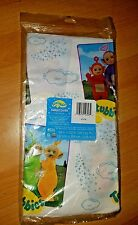 Teletubbies Tablecover Tablecloth Paper 54 x 102 Birthday Party 1998