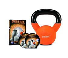 Kettlercise Just for Women 'Vol 2' Home Workout DVD PLUS 4kg Kettlebell package