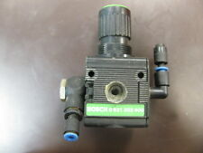 Bosch Pressure Regulator 0 821 302 400