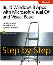 Build Windows 8 Apps with Microsoft Visual C# and Visual Basic Step by-ExLibrary