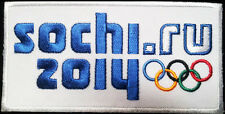 SOCHI Winter Olympic Games  2014 logo Sochi Russia Olympic PATCH