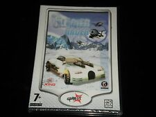 Glacier RACER-PC CD-ROM GAME - 2007-NUOVO e SIGILLATO