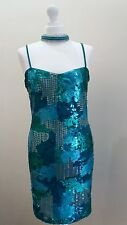 Ladies designer sequin dress. Size medium BNWT �� by Pinko