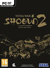 PC Spiel * Shogun 2 Total War Gold Limited Edition Fall of the Samurai ******NEU