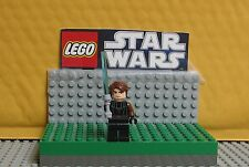 "STAR WARS  LEGO LOT  MINIFIGURE--MINI FIG ""  ANAKIN SKYWALKER -CLONE WARS 8098 """
