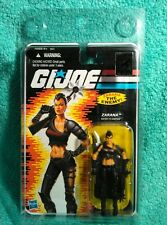 ZARANA black/Cold Slither |  GI Joe 25th Anniversary|2011 SDCC Exclusive figure