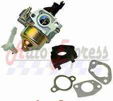 Honda GX240 8 HP Carburetor & Gasket Set Kit Fits Gasoline Engines for 8hp