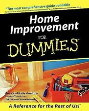 Home Improvement for Dummies® by Katie Hamilton and Gene Hamilton (2002,...