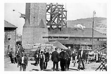 pt3840 - Barrow Colliery 1910-1911 , Yorkshire - photo 6x4