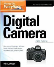 How to Do Everything: Digital Camera (How to Do Everything)-ExLibrary