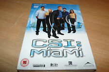 CSI = MIAMI - SEASON ONE  BOX SET - NEW STILL SEALED. CHRISTMAS PRESENT - CHEAP