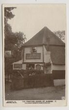 Hertfordshire postcard - The Fighting Cock, St Albans - RP