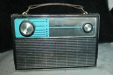 SEARS SILVERTONE AM 8 Transistor Radio Model 5219