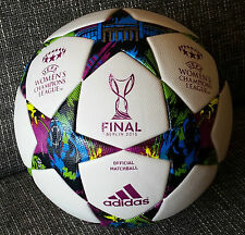 Adidas match ball mujeres Finale 2015 Berlín Champions League juego pelota footgolf