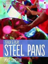 Teach and Play Steel Pans, Simpson, Mike, New Condition