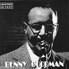 Benny Goodman - Masters Of Jazz (16 track CD)