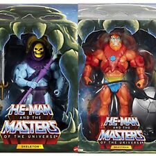 FILMATION SKELETOR & BEASTMAN 2.0 Masters of the Universe MOTUC CLUB GRAYSKULL