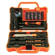45 in 1 JAKEMY Precision Screw Driver Repairing Tools Set for Phone Furniture