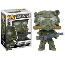Fallout 4 Army Green T-60 Power Armor Exclusive Pop! Vinyl Figure Funko 78