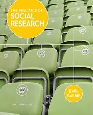 The Practice of Social Research 13th Int'l Edition