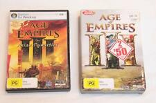 Age of Empires 3 and Asian Dynasties Expansion Pack PC Games #11839