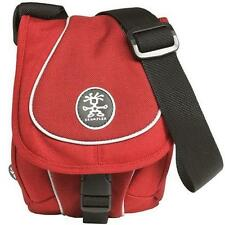 Crumpler Digits Crisp E 350 Camera Case Pouch Bag - Red/Dk. Red/Silver NEW