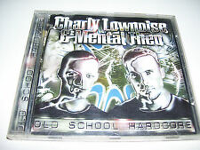Charly Lownoise & Mental Theo - Old School Hardcore * HOLLAND CD 1997 *